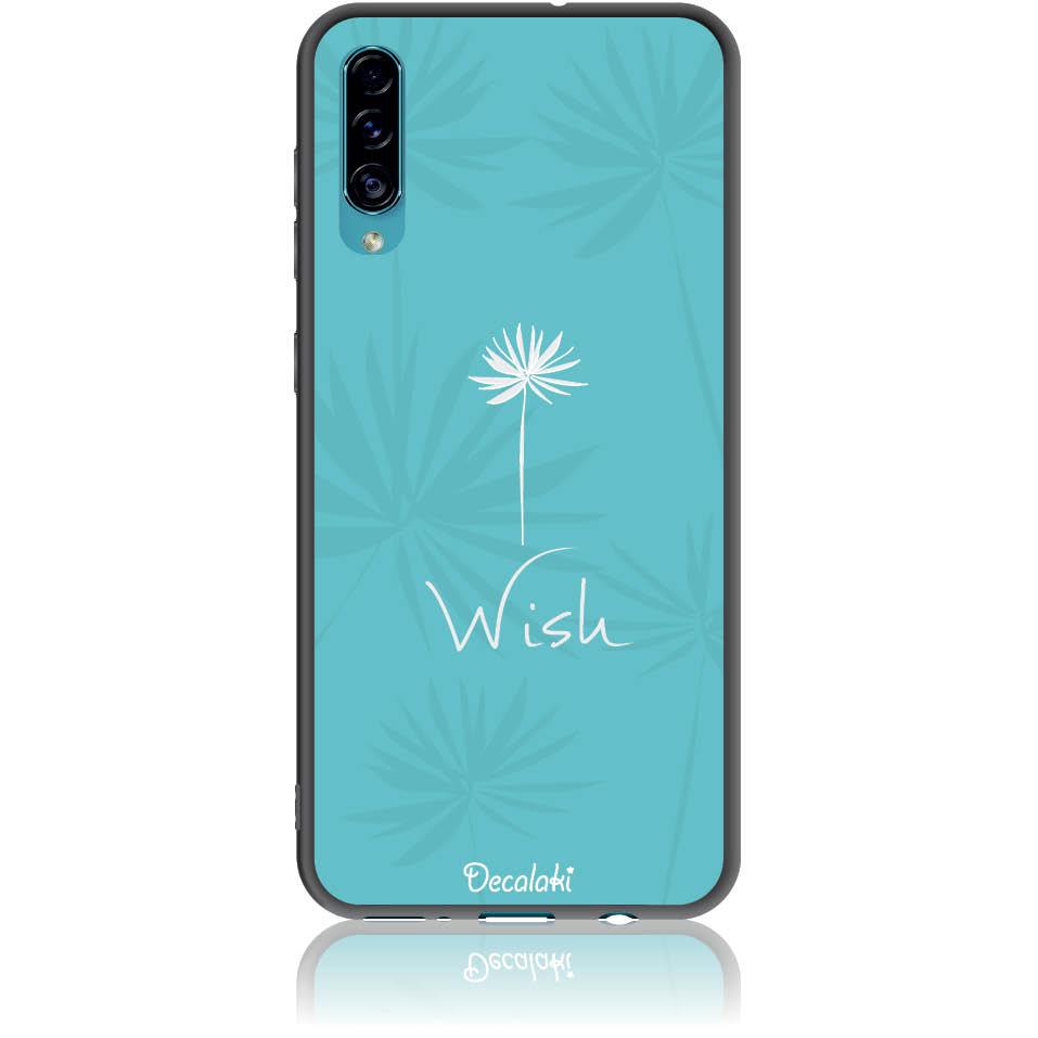 Wish Phone Case Design 50434  -  Samsung Galaxy A30s  -  Soft Tpu Case