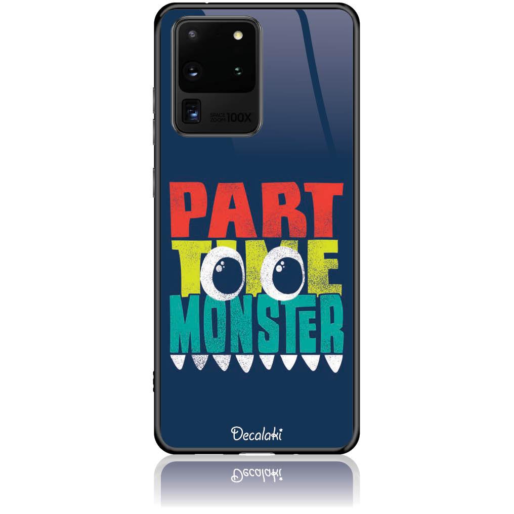 Case Design 50274  -  Samsung S20 Ultra  -  Tempered Glass Case