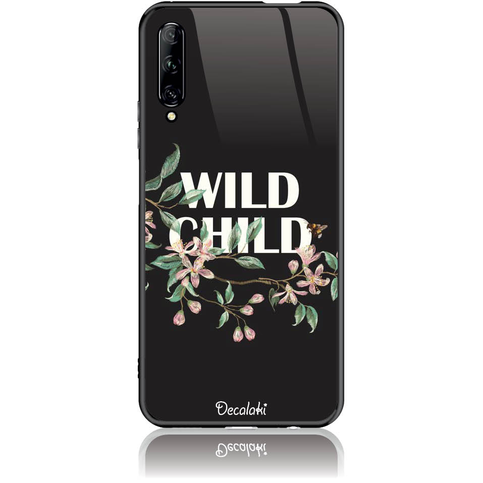 Case Design 50318  -  Huawei P Smart Pro  -  Tempered Glass Case