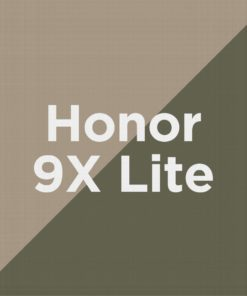 Customize Honor 9X Lite