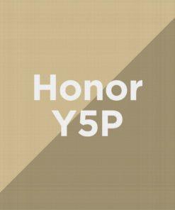 Customize Huawei Y5P