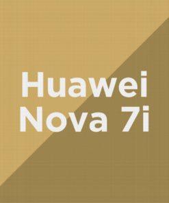 Customize Huawei Nova 7i