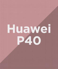 Customize Huawei P40