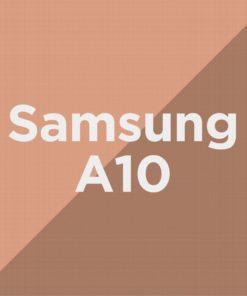Customize Samsung A10