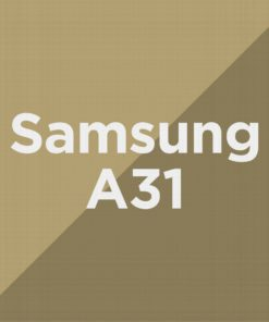 Customize samsung A31