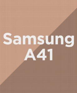 Customize samsung A41