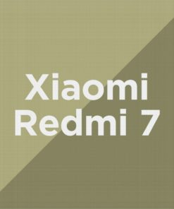 Customize Xiaomi Redmi 7
