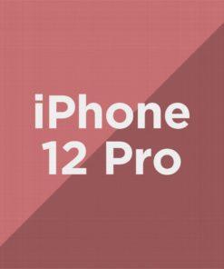 Customize iPhone 12 Pro