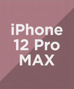 Customize iPhone 12 Pro Max