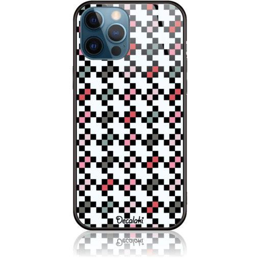 Pattern Tetris Phone Case Design 50036