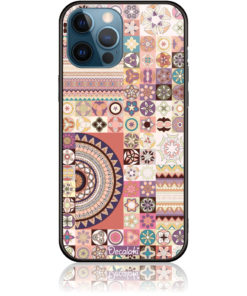 Vintage Pattern Phone Case Design 50093