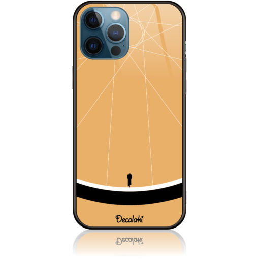 Cyclologist Minimal Phone Case Design 50110