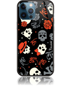 Party Skulls Phone Case Design 50141