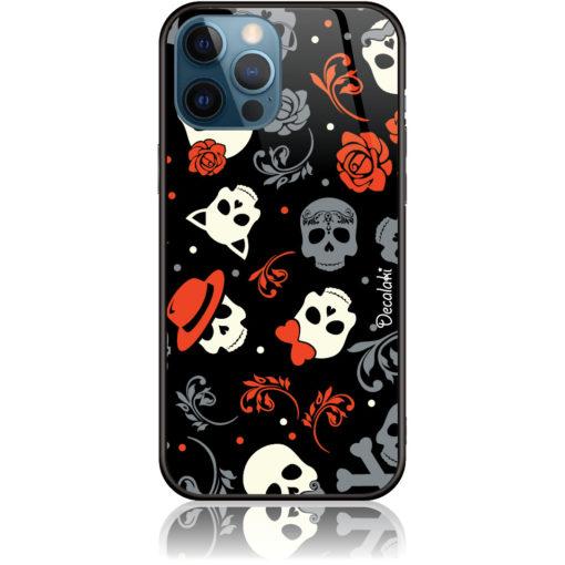 Party Skulls Phone Case Design 50141