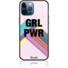 Girl Power Identity Phone Case Design 50192
