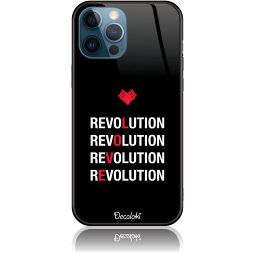 Love Revolution Phone Case Design 50230