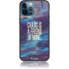 Chaos is a Friend of Mine Phone Case Design 50233
