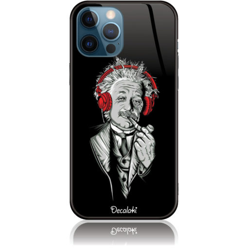 Funky Cool Einstein Phone Case Design 50260