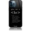 Give Me A Break HTML Code Phone Case Design 50302