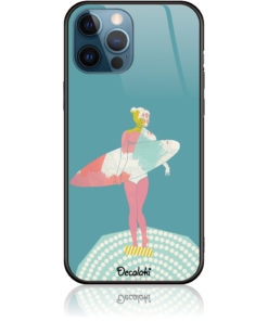 Surf Girl Phone Case Design 50306