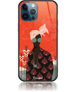 Melanin Afro Beauty Phone Case Design 50348