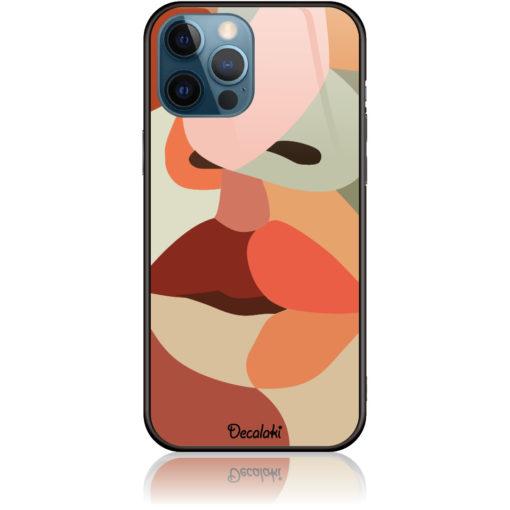 Natural Afro Kiss Phone Case Design 50372