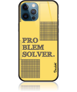 Problem Solver Phone Case Design 50381