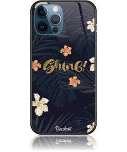 Shine On Dark Floral Phone Case Design 50393