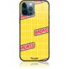 Bad Ass Yellow art Phone Case Design 50414