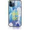 Blue Yoga Phone Case Design 50418