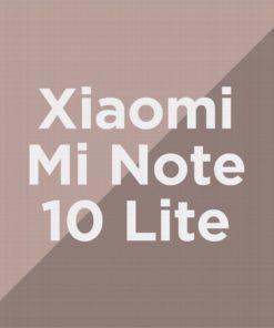 Customize Xiaomi Mi Note 10 Lite