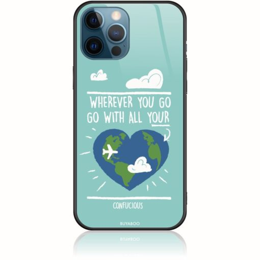 Travel With Your Heart Phone Case Inspired By Mairiboo Design 202103