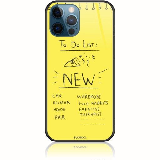 To Do List Phone Case Inspired By Mairiboo Design 202108