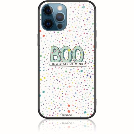 Boo Is A State Of Mind Phone Case Inspired By Mairiboo Design 202113