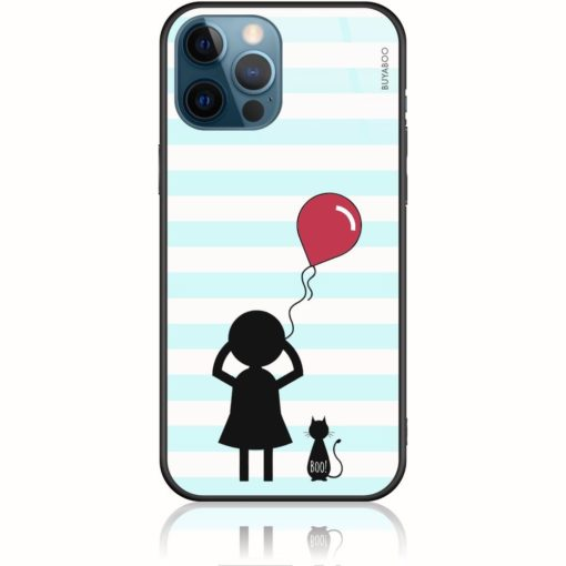 Girl With A Red Ballon Phone Case Inspired By Mairiboo Design 202120