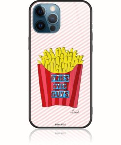 Fries Over Guys Phone Case Inspired By Mairiboo Design 202121
