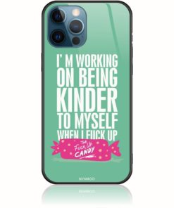 Kinder To Myself Phone Case Inspired By Mairiboo Design 202122