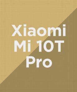 Customize Xiaomi Mi 10T Pro